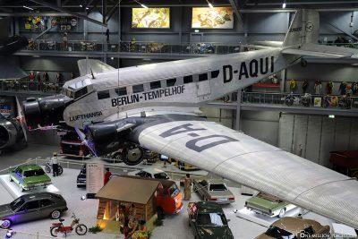 Lufthansa Junkers Ju 52 D-AQUI