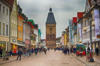 Maximilianstraße with the Altpörtel