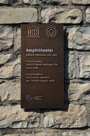 UNESCO Welterbe Amphitheater
