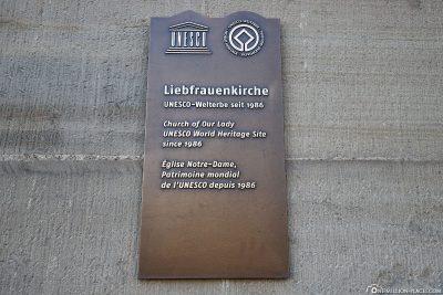 UNESCO Welterbe Liebfrauenkirche