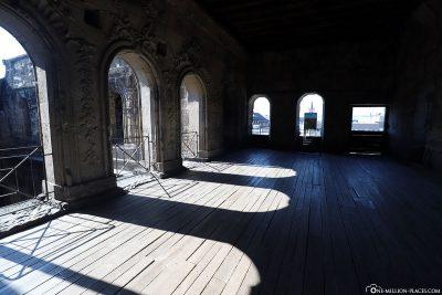 Die Innenräume der Porta Nigra