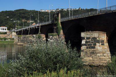 Die älteste Brücke Deutschlands