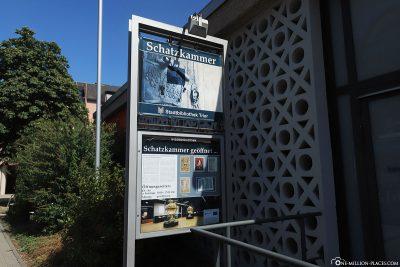 Die Schatzkammer der Stadtbibliothek Trier
