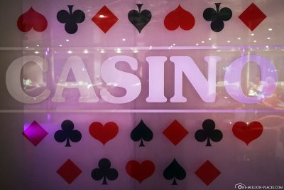 Casino on board