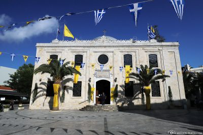 The Titus Church