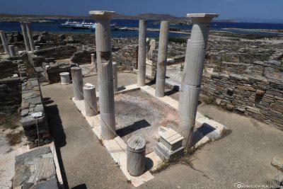 Haus des Dioskurides und der Kleopatra