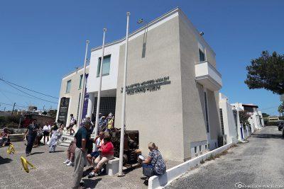 The Mining Museum of Milos