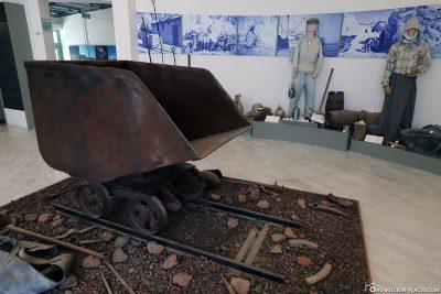 Mining Museum Milos