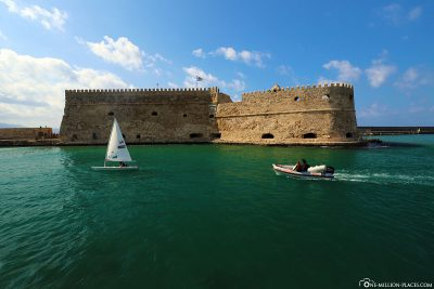 The Venetian Fortress of Koules