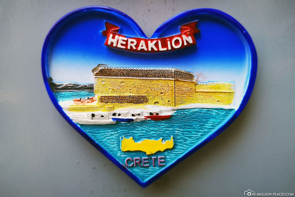 Welcome to Heraklion, Magnet, Greece