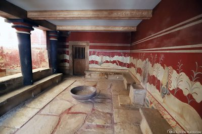 Throne Room of Knossos