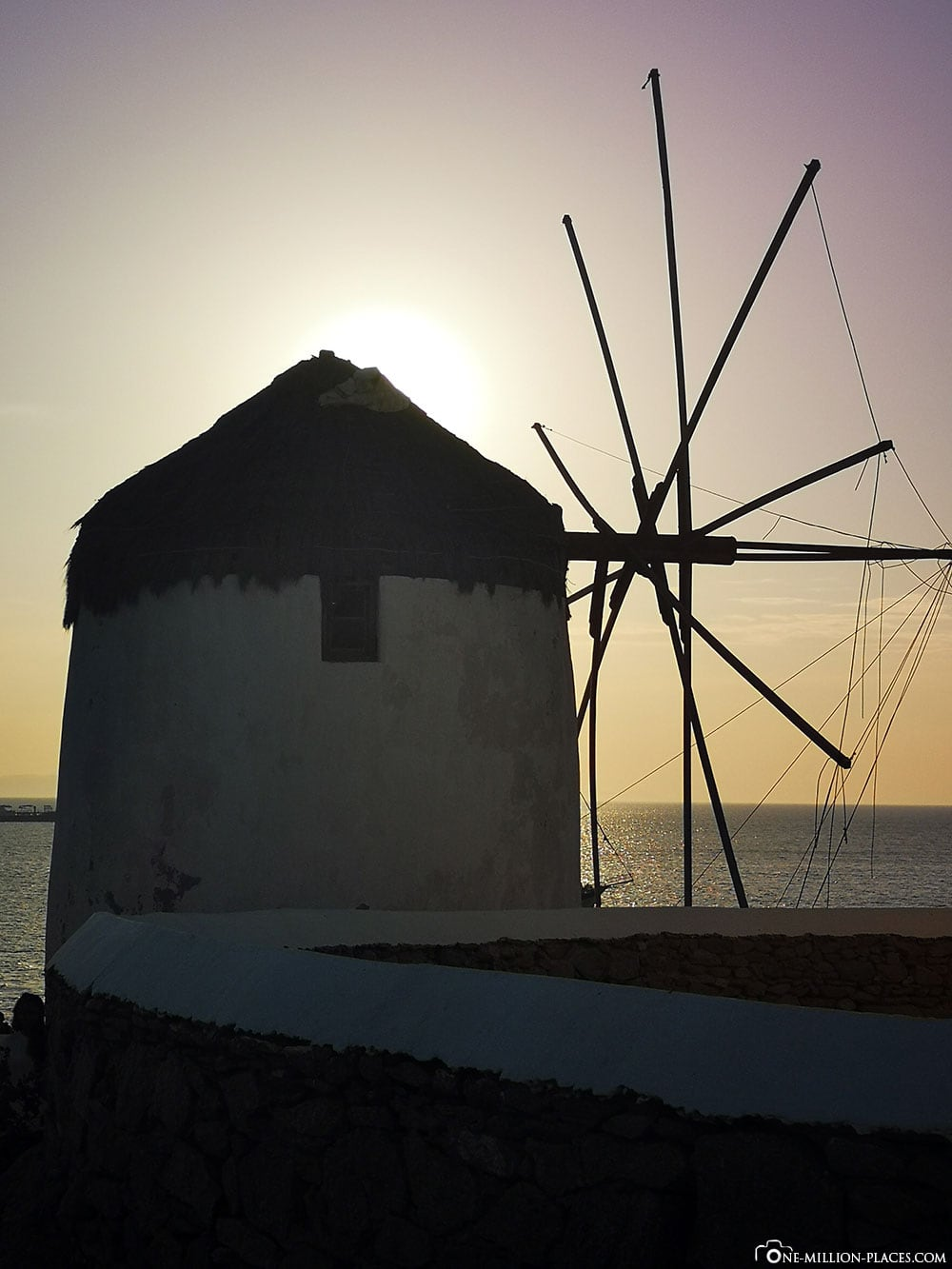 Windmühlen, Kato Mili, Mykonos, Chora, Stadt, Gassen, Sehenswürdigkeiten, Bilder, Reiseblog