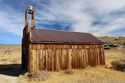 Das alte Feuerwehr-Gebäude