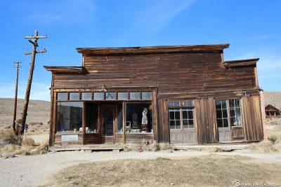 Boone Store & Warehouse
