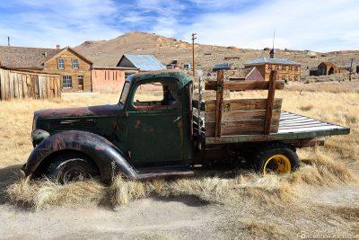 Ein alter Laster