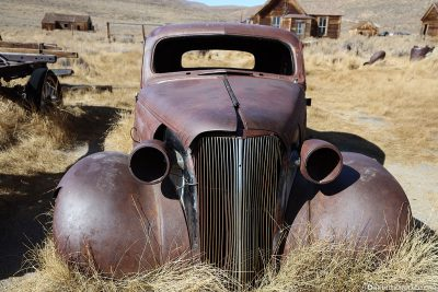An old Chevy Coupe from 1937