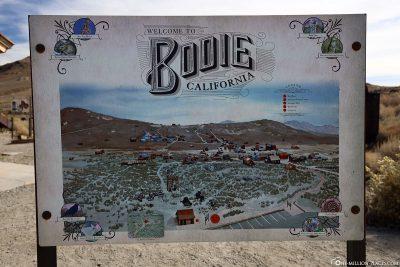 Willkommen in Bodie