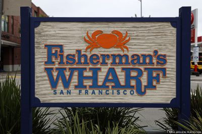 Fisherman´s Wharf in San Francisco