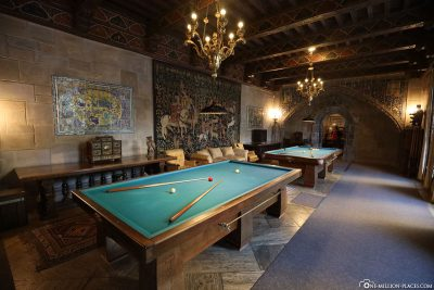 Der Billard Room