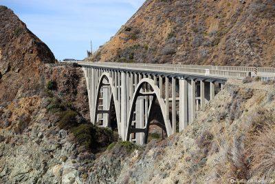 Die Rocky Creek Bridge