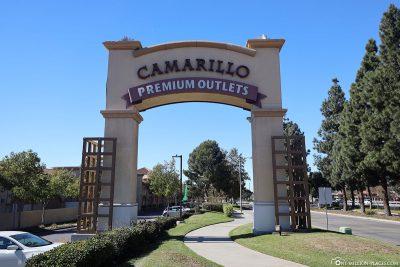 Die Camarillo Premium Outlets
