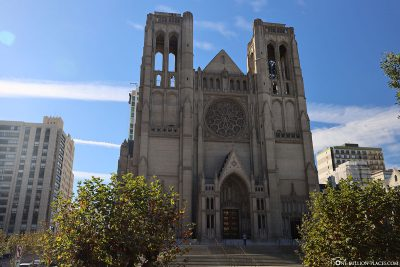 Die Grace Cathedral