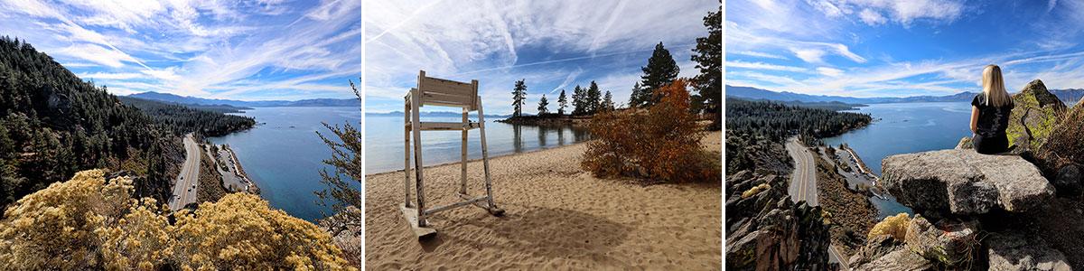 Lake Tahoe Headerbild