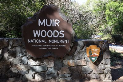 Der Muir Woods Nationalpark