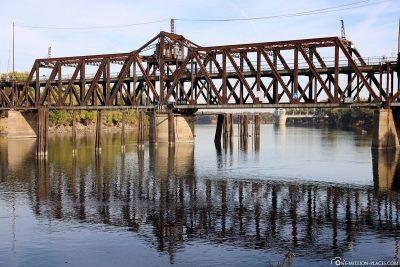 The I Street Bridge