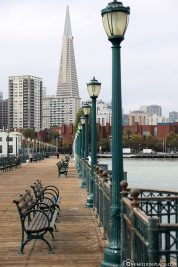 The most beautiful pier in San Francisco