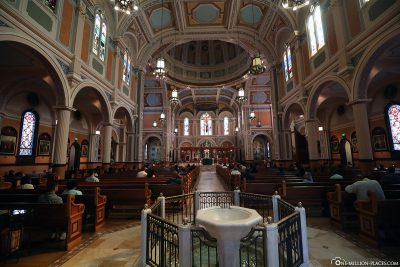Die Cathedral of the Blessed Sacrament