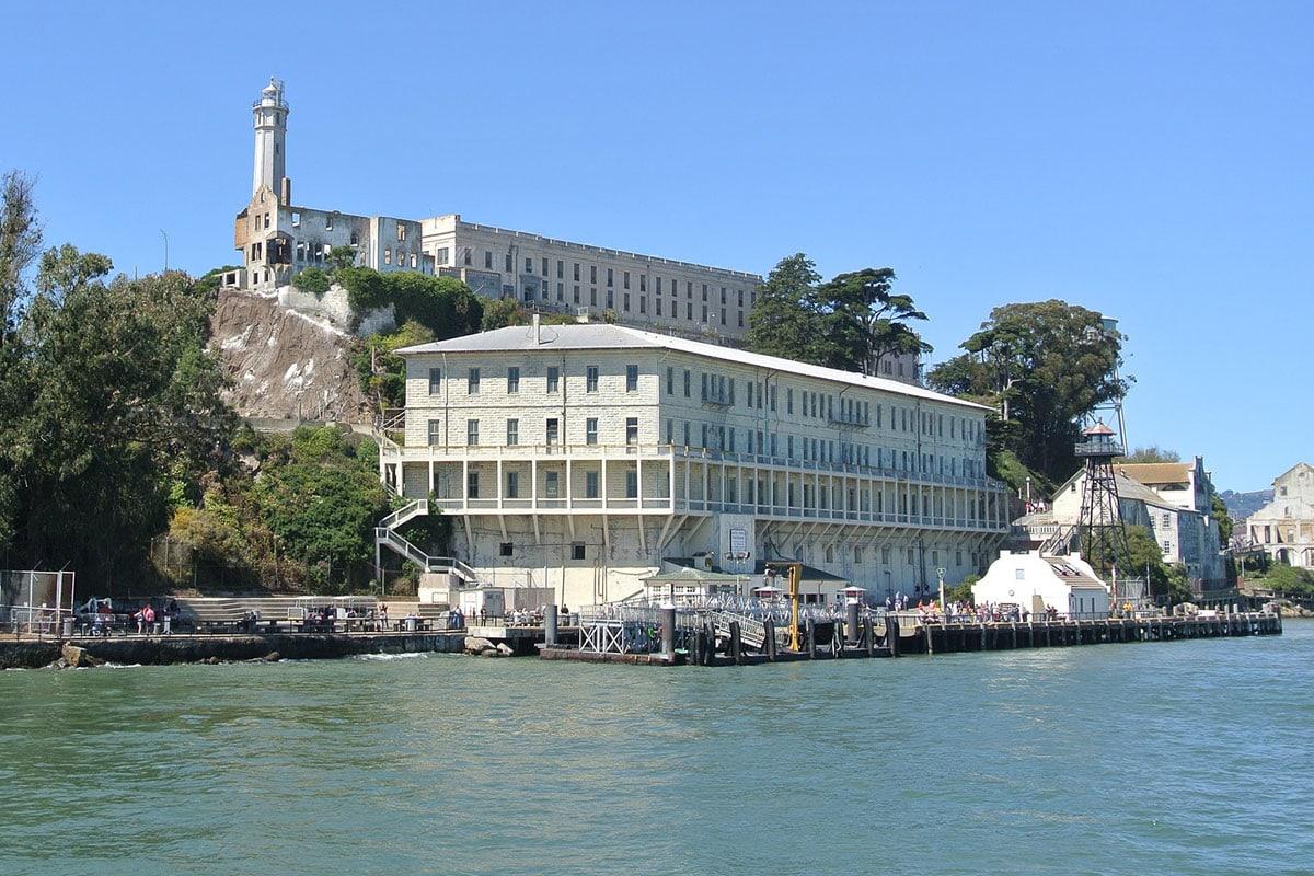 Alcatraz, Prison Island, High Security Prison, Day Tour, Excursion, Alcatraz Cruises, San Francisco, California, USA, Travelreport
