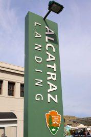 Alcatraz Landing am Pier 33
