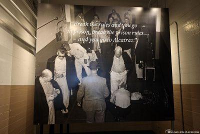 The motto of Alcatraz