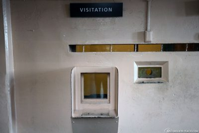 The visitor window