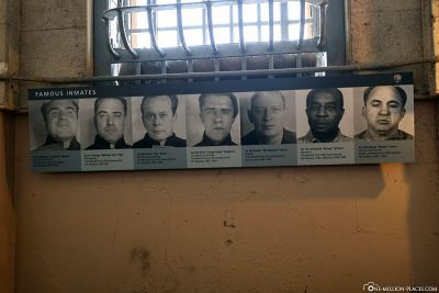 The most famous inmates of Alcatraz