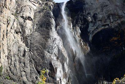Der Bridalveil Wasserfall