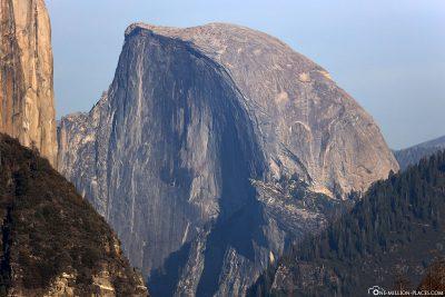 Der Half Dome im Yosemite Nationalpark