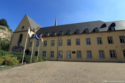 Die Abtei Neumünster