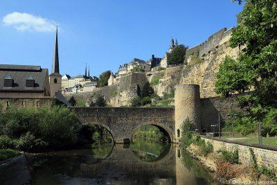Die mittelalterliche Stierchen-Brücke