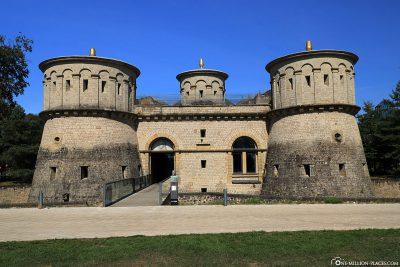 Das Fort Thüngen (Dräi Eechelen)