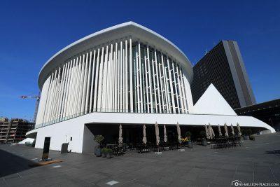 Die Philharmonie Luxembourg