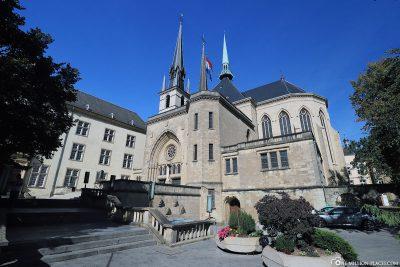 Die Kathedrale unserer lieben Frau