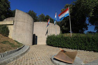 Das Nationaldenkmal der Solidarität
