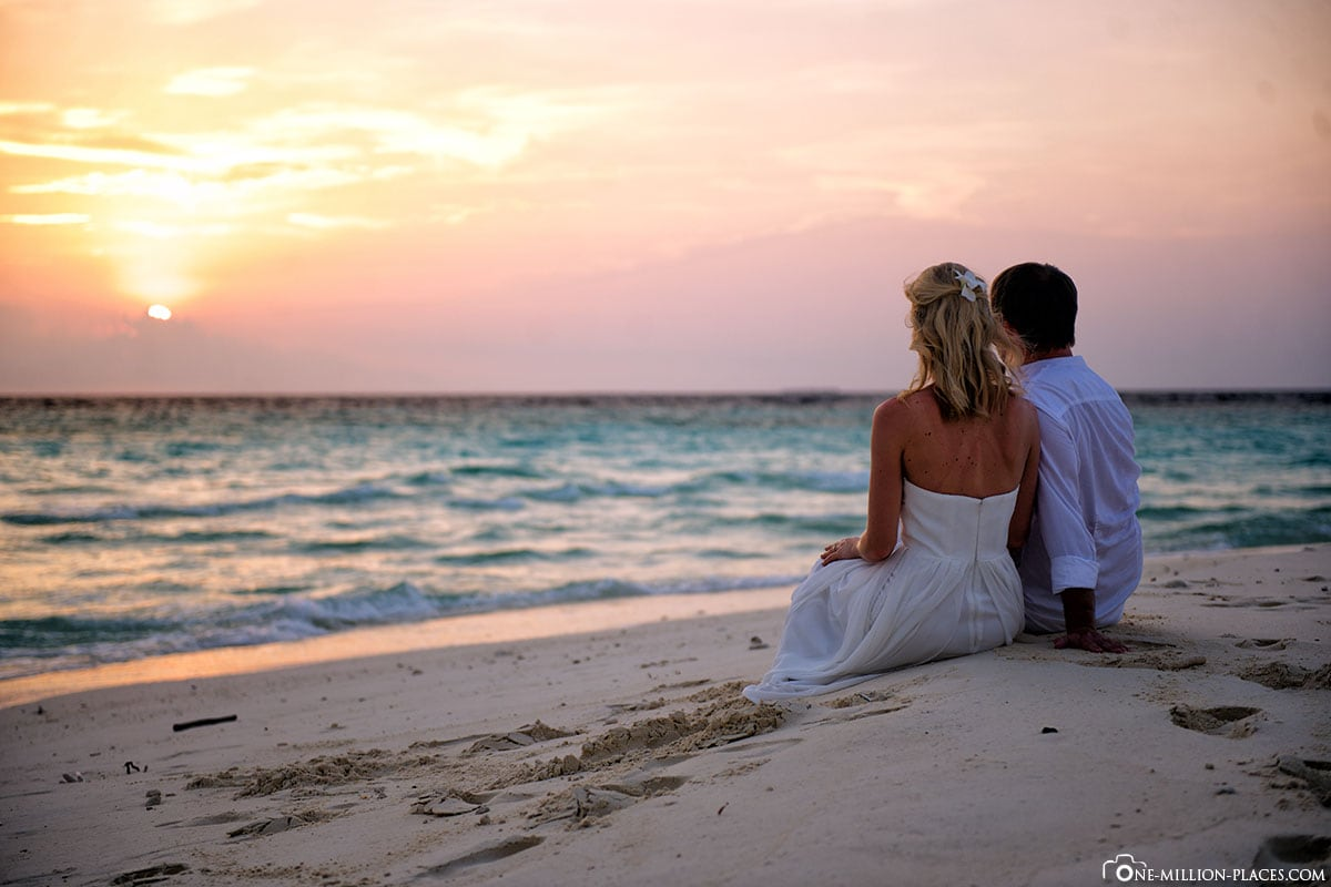 Heiraten auf den Malediven, Reisebericht, Erfahrungen
