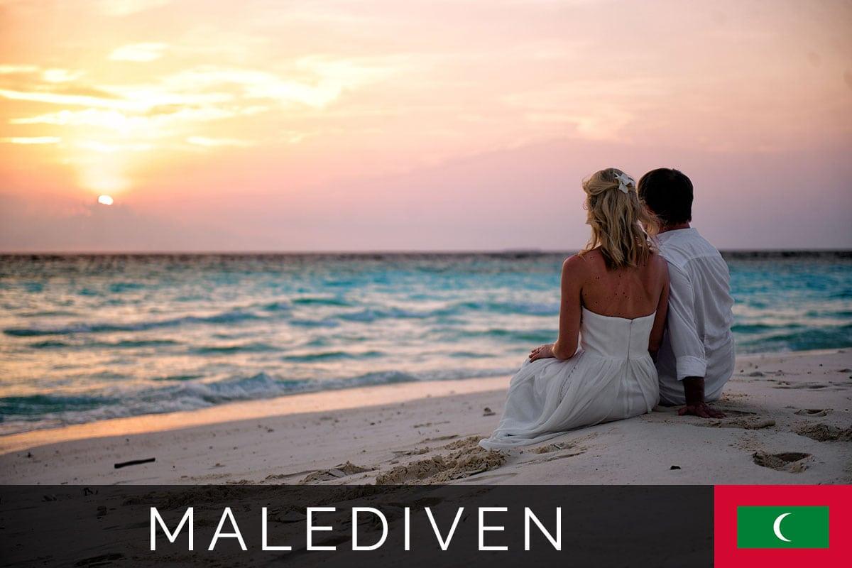 Hochzeit am Strand Titelbild