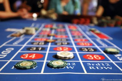 Roulette in der Fun Game Night