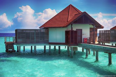 Our Overwater Bungalow No. 1116