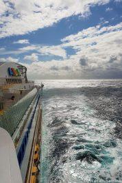 Unterwegs nach Norwegen