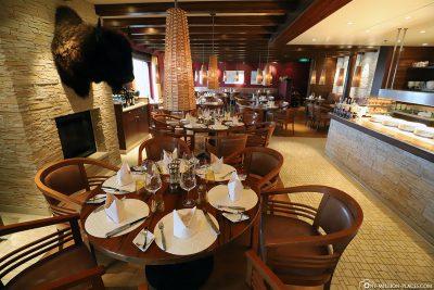 A look at Buffalo Steak House
